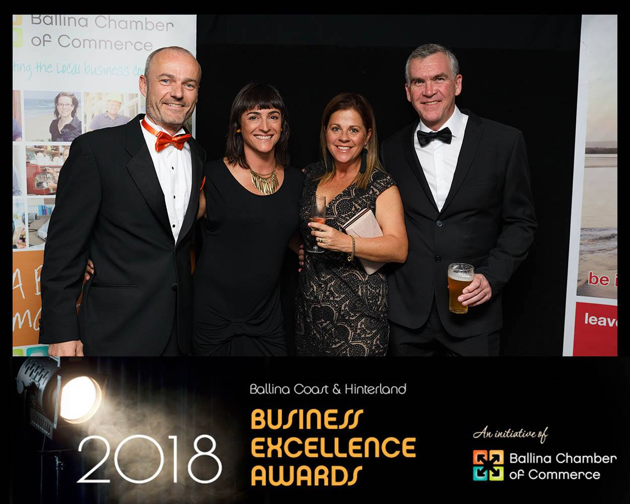 Barefruit at Ballina Business Awards