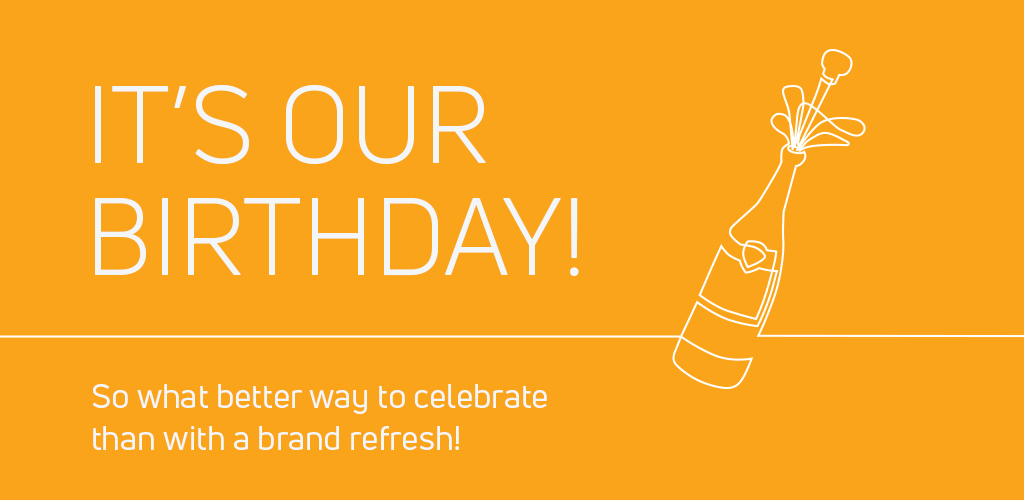 marketing agency rebrands and celebrates 7th anniversary