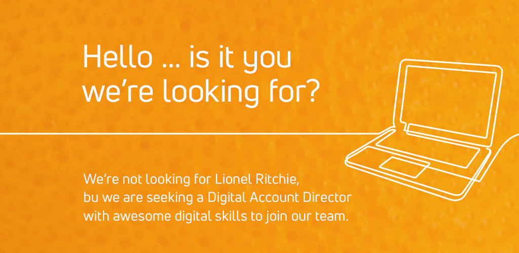 digital account director