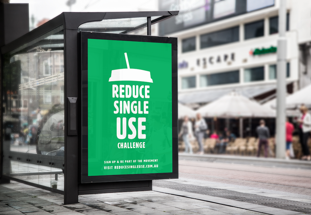 Reduce Single Use Advertisement