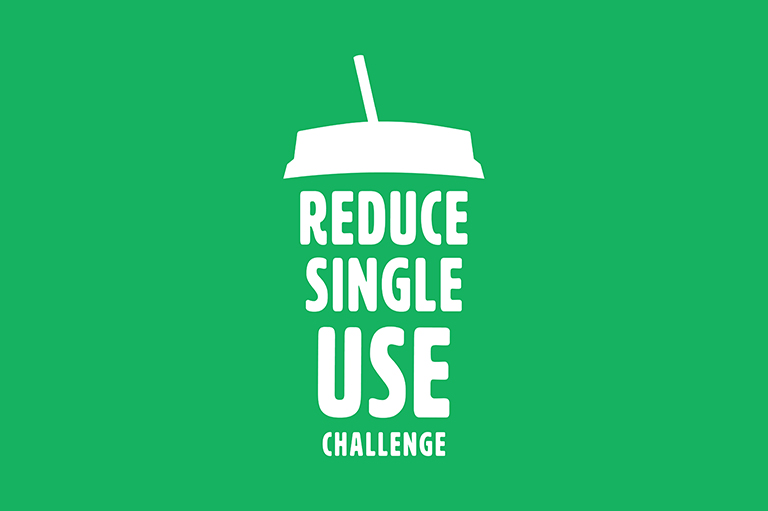 Reduce Single Use Logo