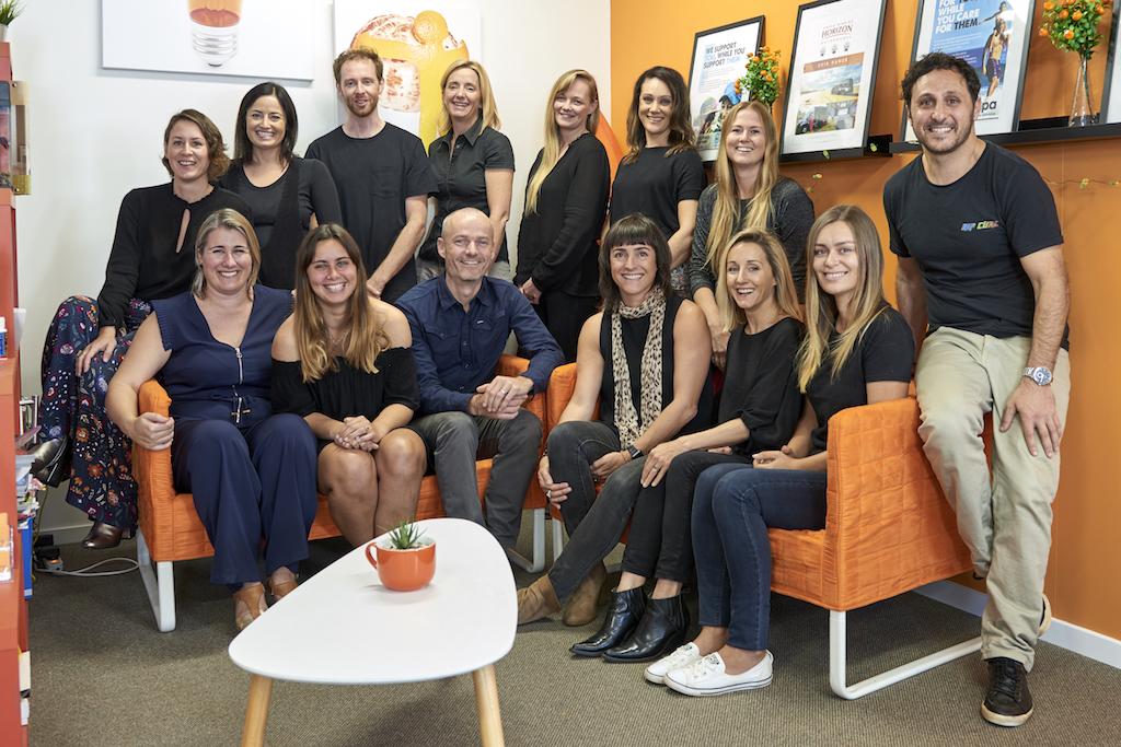 Barefruit Marketing team