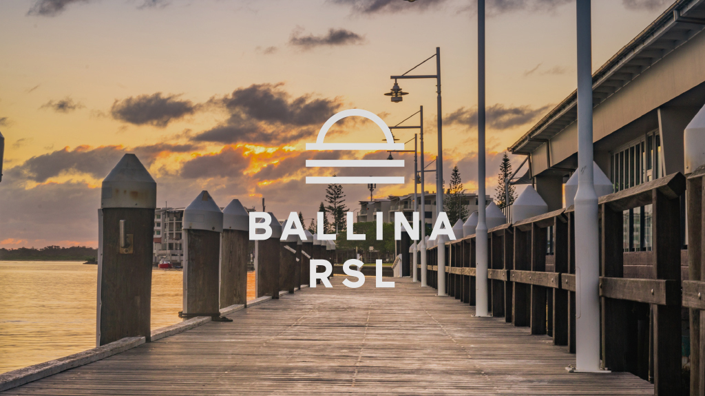 Ballina RSL Rebrand by Barefruit Marketing