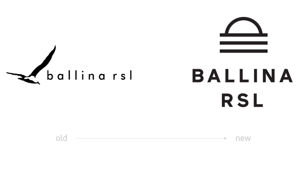 Ballina RSL Logo Update