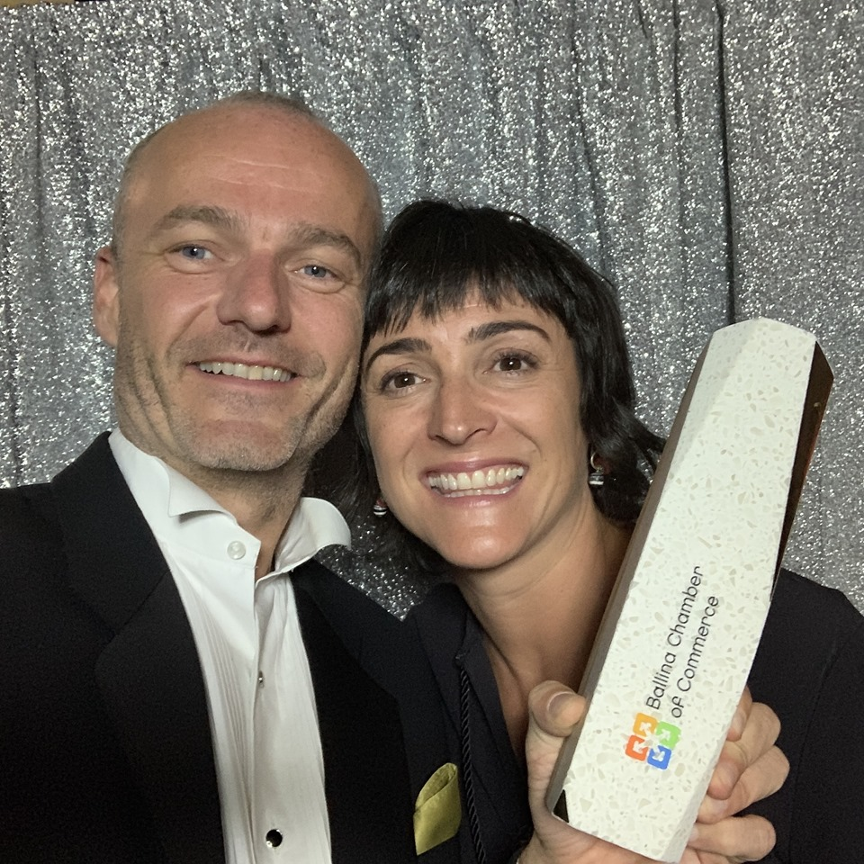 Barefruit at the Ballina Business Excellence Awards
