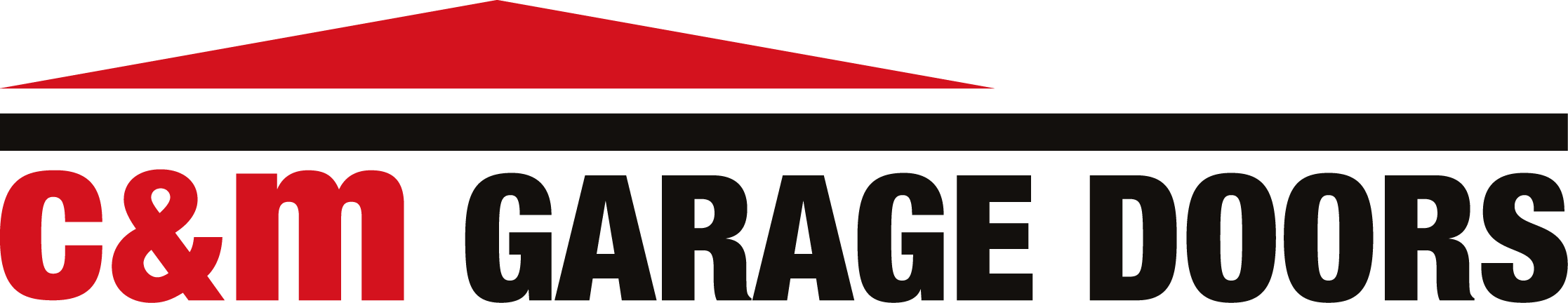 Garage Doors new logo