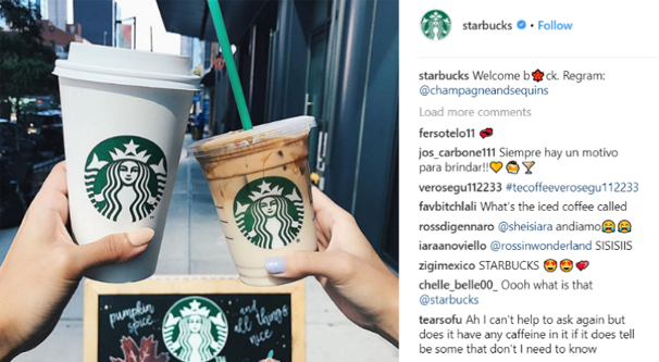 Example-Starbucks-User-Generated-Content