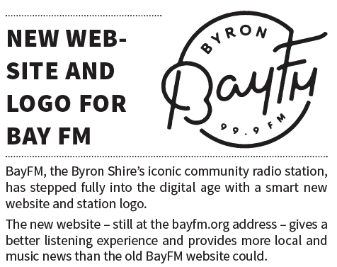 new website and logo for BayFM