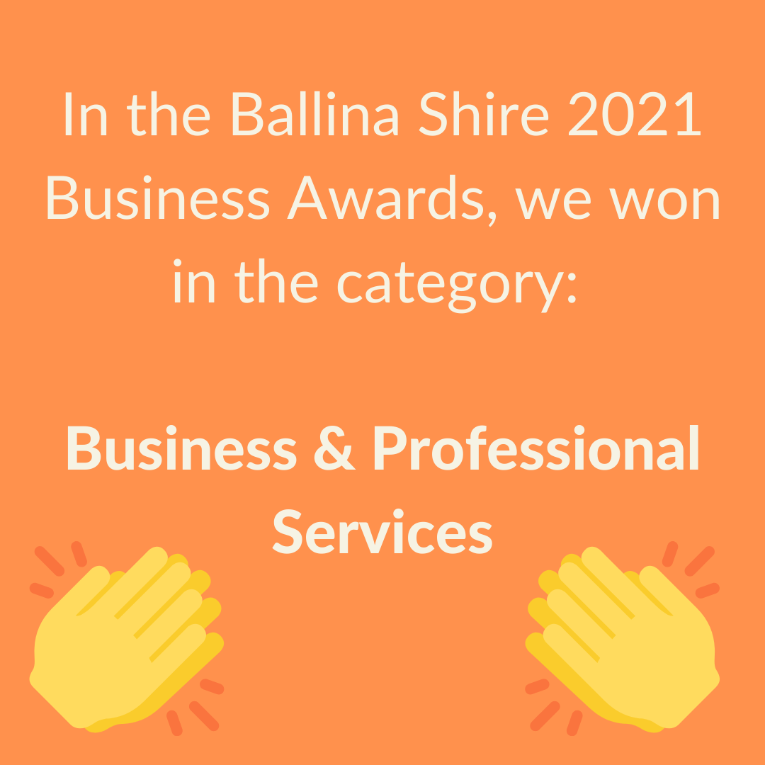 Professional and Business Services Award