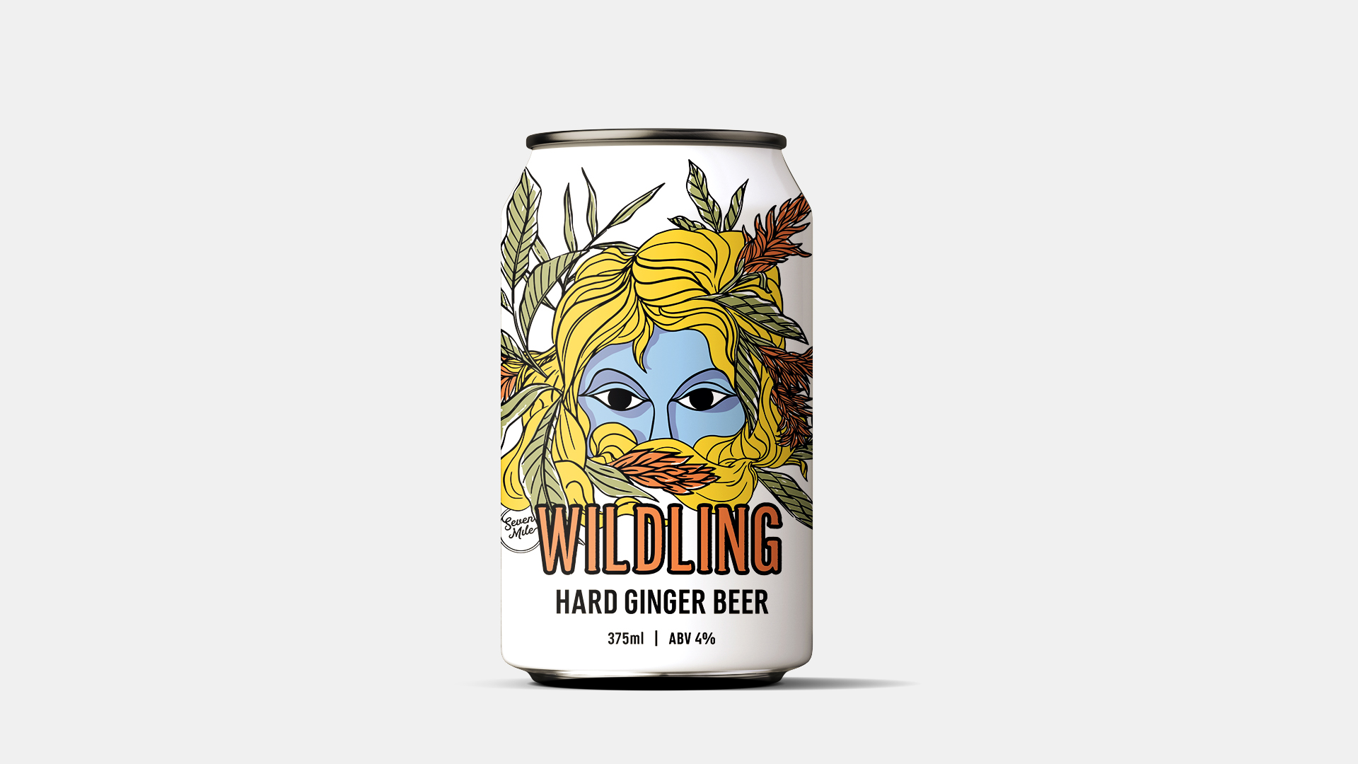 Wildling Seven Mile Brewing Co Can
